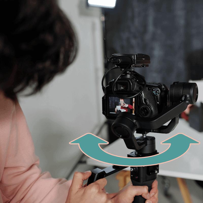 Comment faire une vidéo ? Le Panoramique