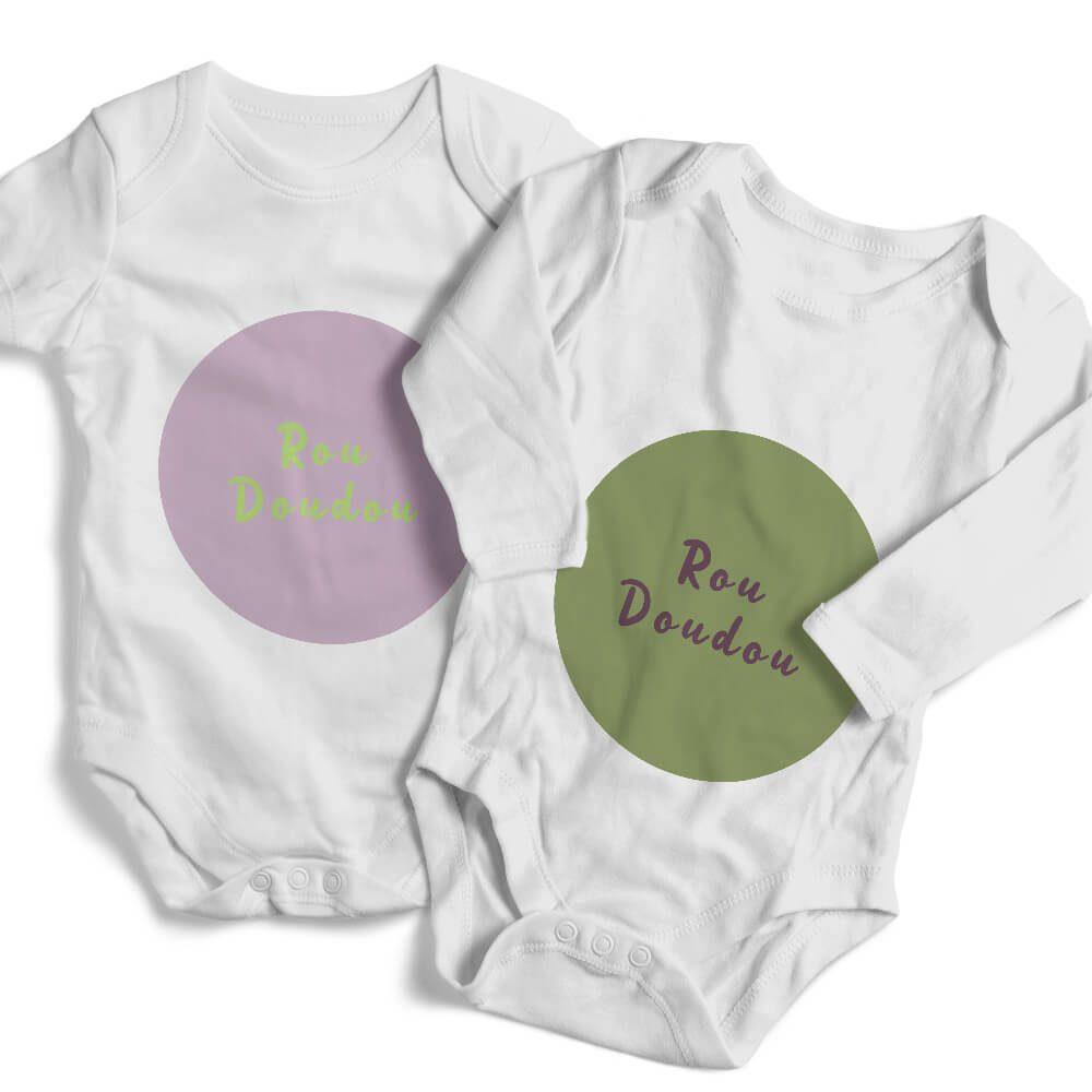 BODIES bébés mixtes