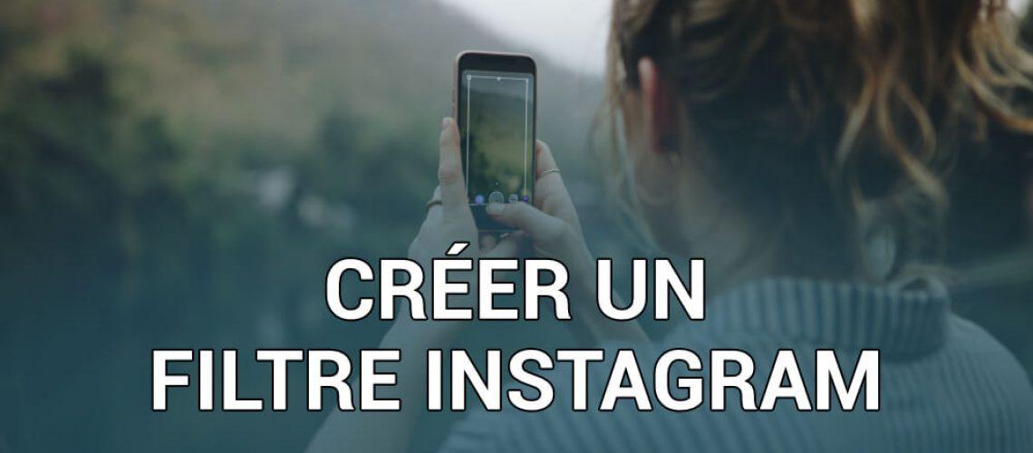 Créer un filtre Instagram