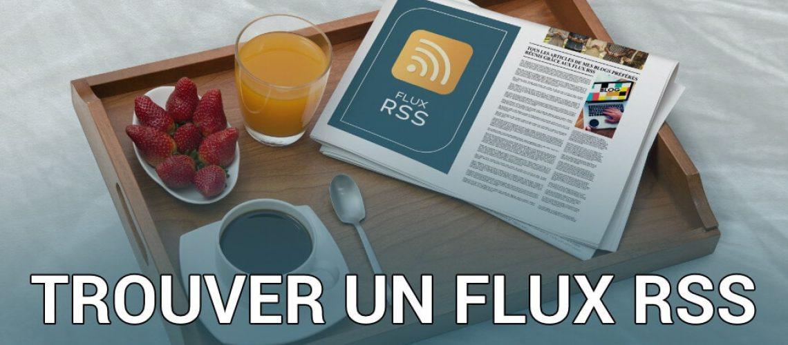 Illustration journal flux RSS